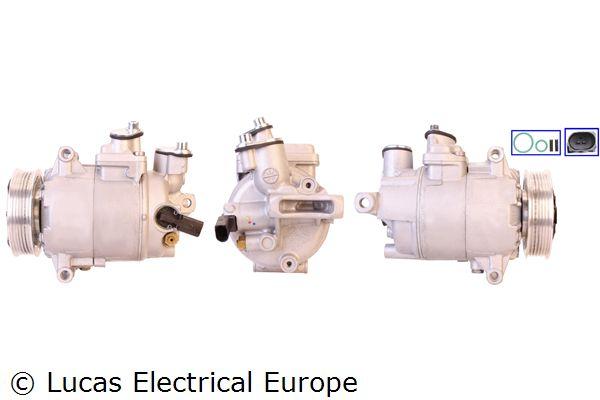 LUCAS ELECTRICAL Klimakompressor ACP495