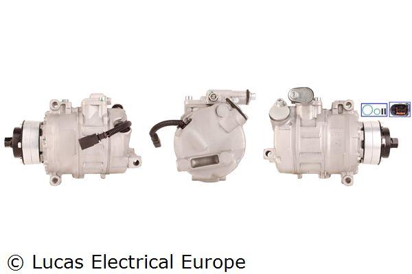 ACP496 LUCAS ELECTRICAL PAG 46, mit Dichtungen Klimakompressor ACP496 günstig kaufen
