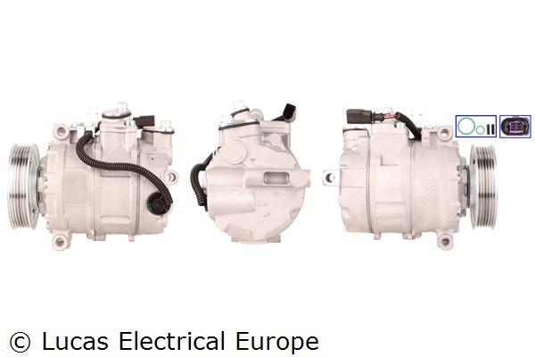 Original AUDI Kompressor Klimaanlage ACP501