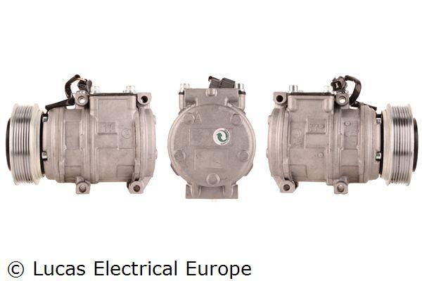 LUCAS ELECTRICAL: Original Klimakompressor ACP503 (Riemenscheiben-Ø: 120mm)