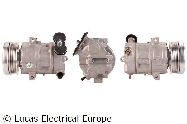 LUCAS ELECTRICAL Ilmastoinnin kompressori ACP513