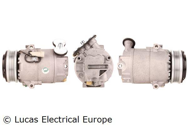 Kompressor Klimaanlage LUCAS ELECTRICAL ACP517