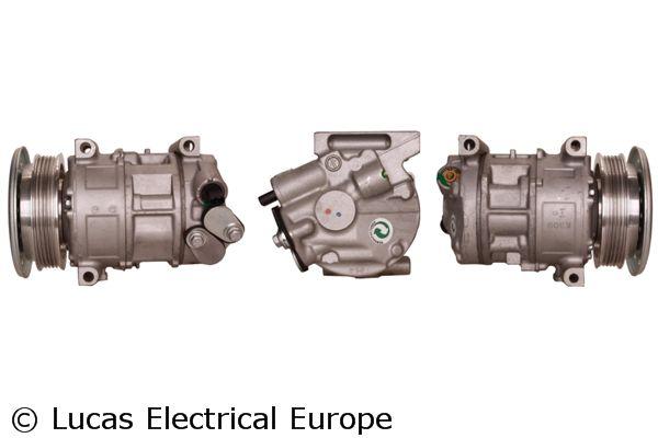 LUCAS ELECTRICAL Klimakompressor ACP554
