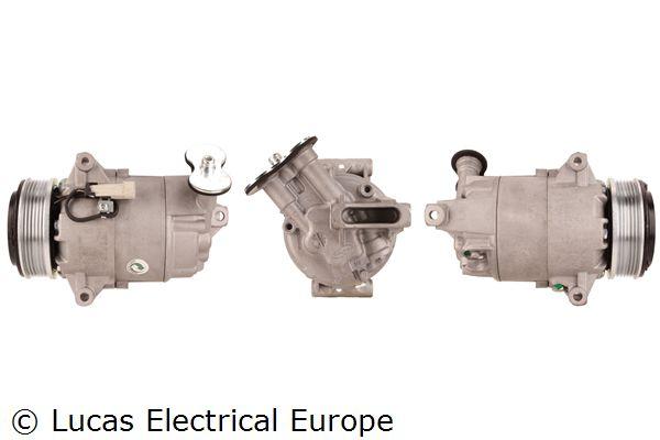 Klimakompressor LUCAS ELECTRICAL ACP557