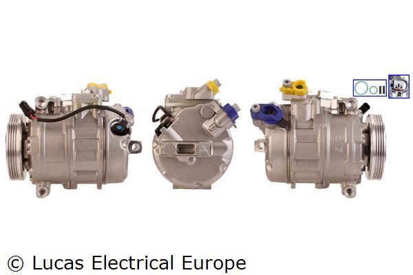 Klimakompressor LUCAS ELECTRICAL ACP571