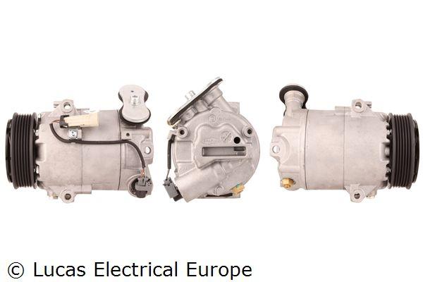 Kompressor Klimaanlage LUCAS ELECTRICAL ACP617