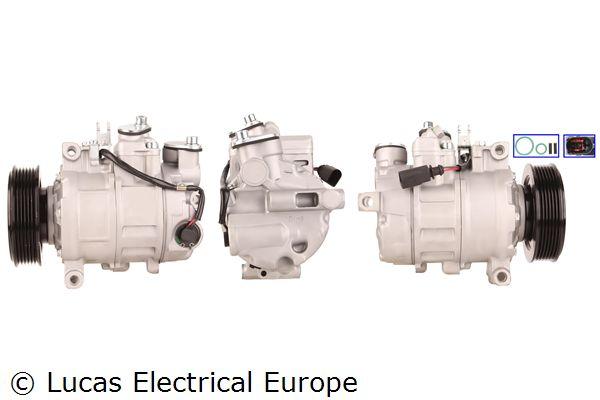 LUCAS ELECTRICAL Klimakompressor ACP670