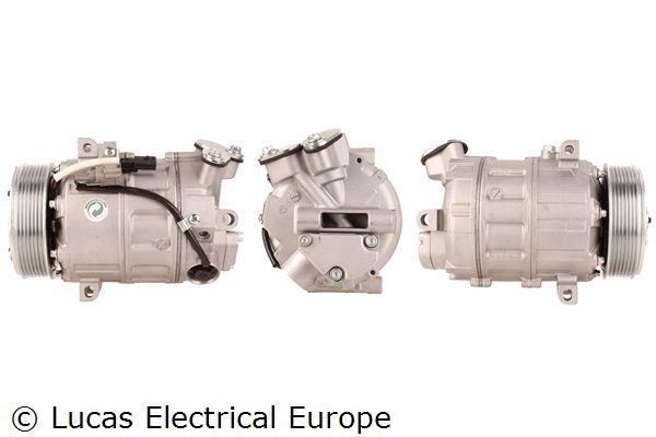 OE Original Klimakompressor ACP700 LUCAS ELECTRICAL