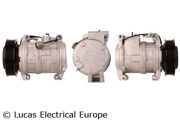 Original HONDA Klimakompressor ACP750