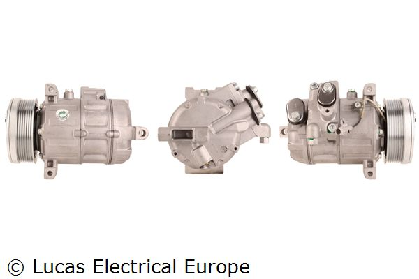 OE Original Kompressor Klimaanlage ACP783 LUCAS ELECTRICAL