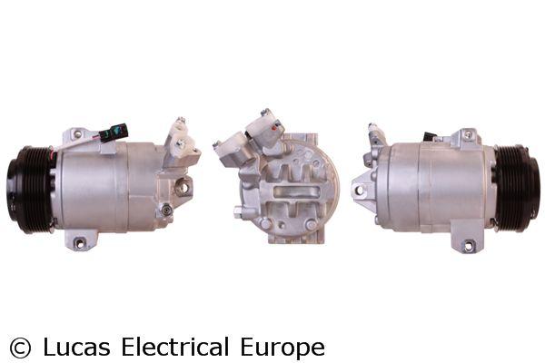 OE Original Kompressor ACP840 LUCAS ELECTRICAL
