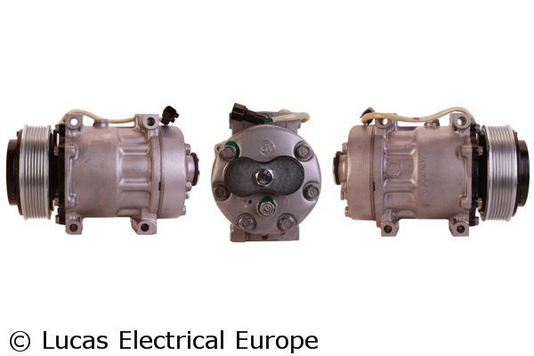 Original LAND ROVER Klimakompressor ACP885