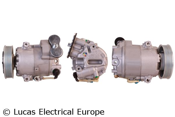 Original OPEL Kompressor Klimaanlage ACP924
