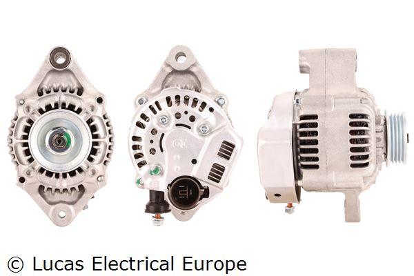 LRA01313 LUCAS ELECTRICAL 12V, 50A Rippenanzahl: 4 Lichtmaschine LRA01313 günstig kaufen