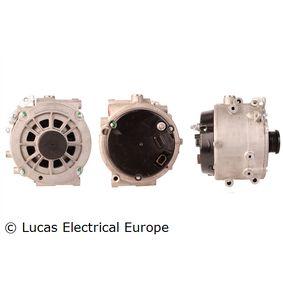 LRA02162 LUCAS ELECTRICAL 12V, 190A Rippenanzahl: 6 Generator LRA02162 günstig kaufen