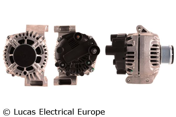 LUCAS ELECTRICAL: Original Drehstromgenerator LRA02804 (Rippenanzahl: 6)