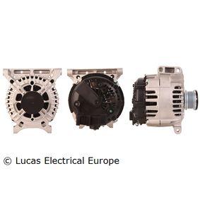 LRA02885 LUCAS ELECTRICAL 150A Rippenanzahl: 5 Generator LRA02885 günstig kaufen