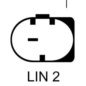 LRA02886 LUCAS ELECTRICAL 14V, 115A Rippenanzahl: 5 Generator LRA02886 günstig kaufen
