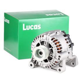 LRA02891 LUCAS ELECTRICAL 150A Rippenanzahl: 6 Generator LRA02891 günstig kaufen