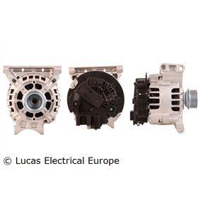 LRA02892 LUCAS ELECTRICAL 14V, 90A Rippenanzahl: 5 Generator LRA02892 günstig kaufen