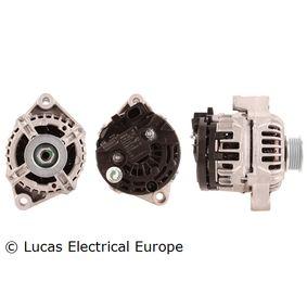 LRA02901 LUCAS ELECTRICAL 14V, 85A Rippenanzahl: 5 Generator LRA02901 günstig kaufen