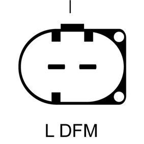 LRA02908 LUCAS ELECTRICAL 110A Rippenanzahl: 6 Generator LRA02908 günstig kaufen