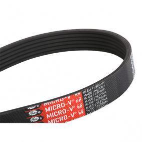 865310211 GATES Micro-V® Rippenanzahl: 6, Länge: 1123mm Keilrippenriemen 6PK1123 günstig kaufen