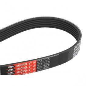 Kupi 865310218 GATES Micro-V® Stevilo reber: 6, Dolzina: 1148mm Rebrasti jermen 6PK1148 poceni