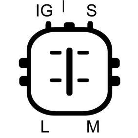 LRA03288 Lichtmaschine LUCAS ELECTRICAL LRA03288 - Große Auswahl - stark reduziert