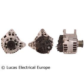 LRA03317 LUCAS ELECTRICAL 14V, 150A Rippenanzahl: 7 Generator LRA03317 günstig kaufen