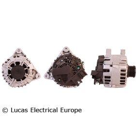 LRA03555 LUCAS ELECTRICAL 14V, 150A Rippenanzahl: 6 Generator LRA03555 günstig kaufen