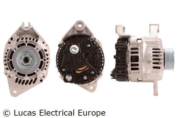 LUCAS ELECTRICAL: Original Alternator LRB00183 (Rippenanzahl: 6)
