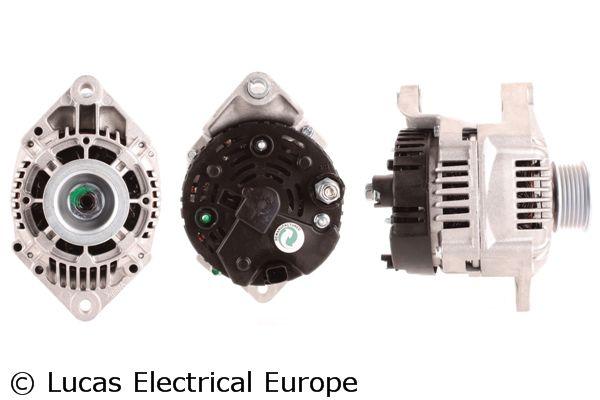 LUCAS ELECTRICAL: Original Alternator LRB00400 (Rippenanzahl: 6)