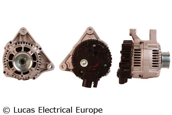 LUCAS ELECTRICAL: Original Lichtmaschine LRB00436 (Rippenanzahl: 6)