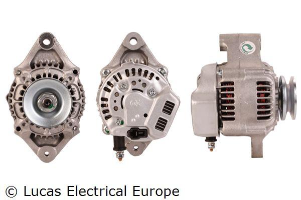 LUCAS ELECTRICAL: Original Drehstromgenerator LRB00442 (Rippenanzahl: 1)