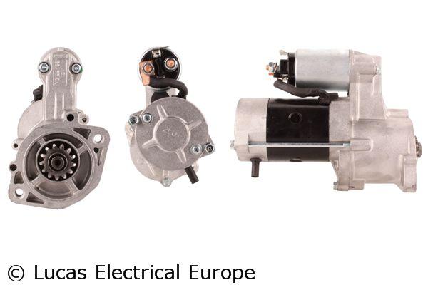 LRS00896 LUCAS ELECTRICAL Motorino d'avviamento - Compra online