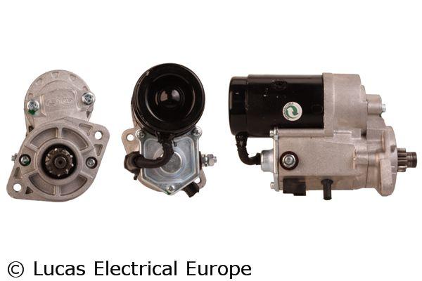 Motorino d'avviamento LUCAS ELECTRICAL LRS01567 Recensioni