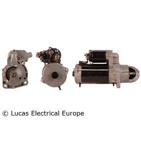 LRS02158 LUCAS ELECTRICAL 24V, Zähnez.: 9, 4,0kW Starter LRS02158 günstig kaufen