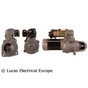 LRT00225 LUCAS ELECTRICAL 24V, Zähnez.: 9, 4,0kW Starter LRT00225 günstig kaufen
