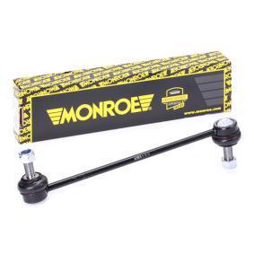 L29632 MONROE L: 260mm Länk, krängningshämmare L29632 köp lågt pris