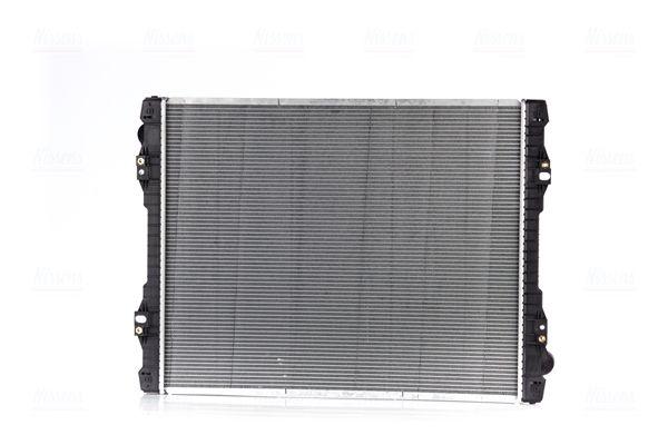Kühler, Motorkühlung NISSENS 672590 mit 19% Rabatt kaufen