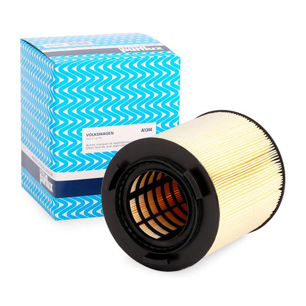 Originales Elemento filtro de aire A1344 Seat