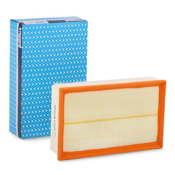 Achetez Filtre à air PURFLUX A1565 (Longueur: 292mm, Longueur: 292mm, Largeur: 177mm, Hauteur: 80mm) à un rapport qualité-prix exceptionnel
