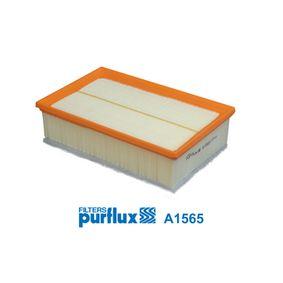 A1565 Luftfilter PURFLUX Test