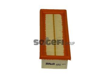 Zracni filter A252 z izjemnim razmerjem med PURFLUX ceno in zmogljivostjo