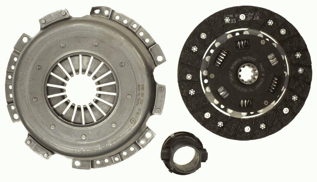 Original BMW Clutch kit 3000 003 005
