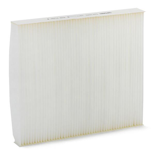 Origine Filtre climatisation PURFLUX AH191 (Largeur: 216mm, Hauteur: 32mm, Longueur: 250mm)