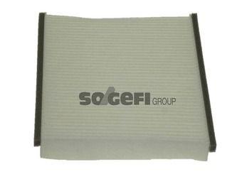 SIP1684 PURFLUX Pollenfilter Breite: 164mm, Höhe: 25mm, Länge: 215mm Filter, Innenraumluft AH201 günstig kaufen