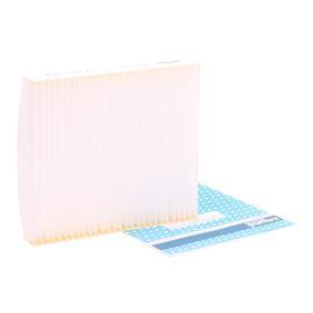 SIP1709 PURFLUX Kupéluftsfilter B: 210mm, H: 35mm, L: 235mm Filter, kupéventilation AH238 köp lågt pris