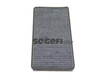 Купете SIC1762 PURFLUX филтър с активен въглен ширина: 157мм, височина: 30мм, дължина: 347мм Филтър, въздух за вътрешно пространство AHC122 евтино